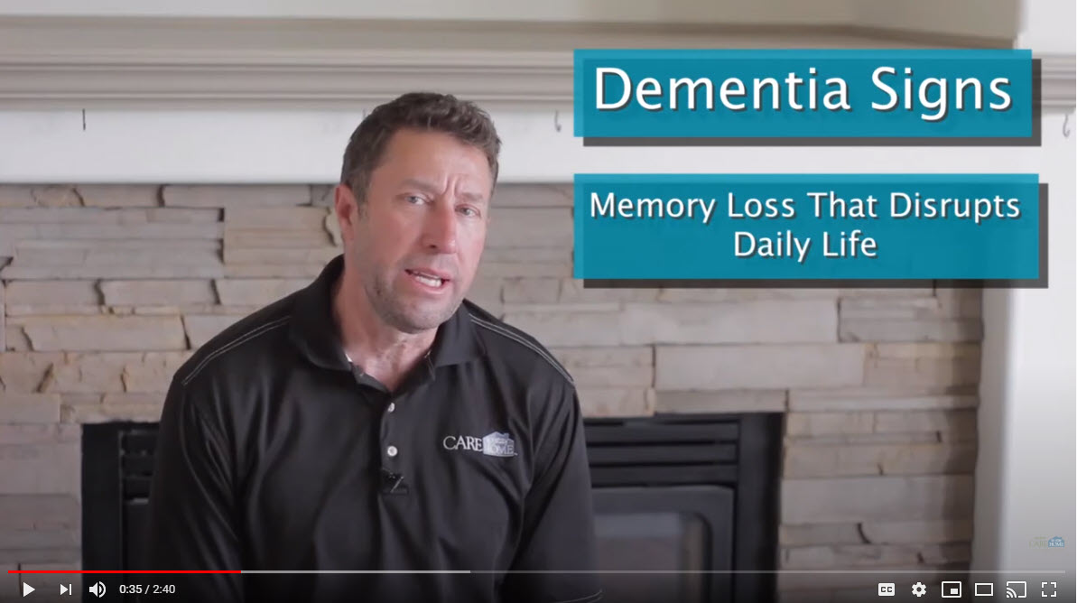 Dementia Home Care Spokane Washington